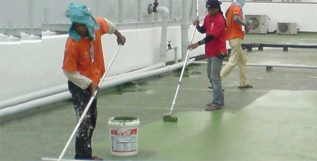 Epoxy Coating Manufacturer in Sri Lanka